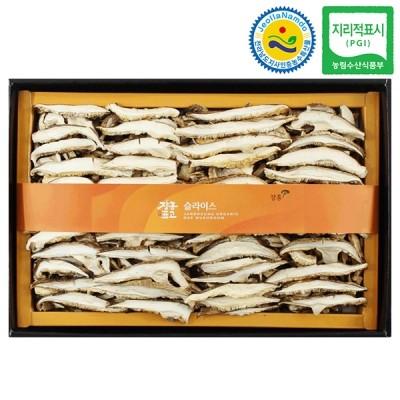 장흥표고 표고버섯선물세트 표고절편1호 300g