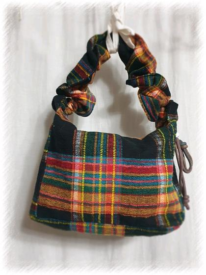 조리개 가방 (숄트&도트가방)